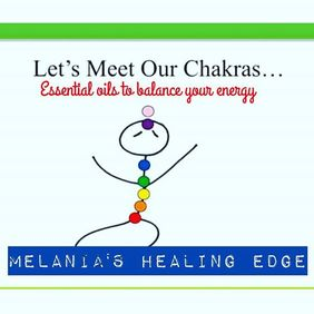 Melania's Healing Edge Classes in Chakra Training, Reiki Essential oils