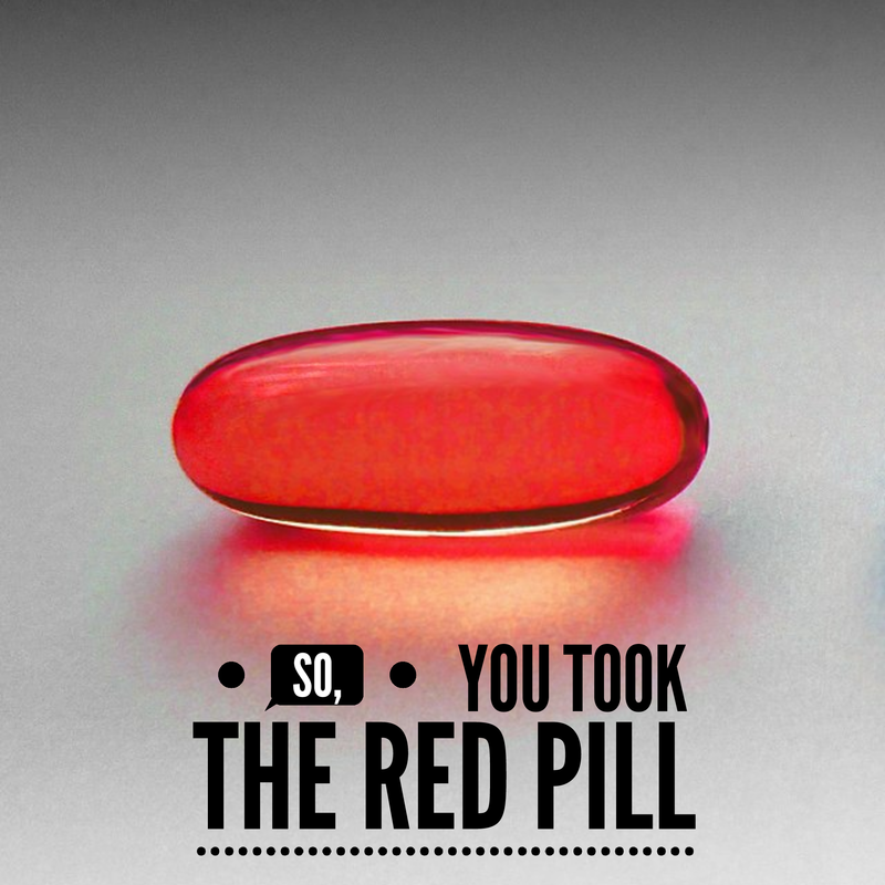 red pill Melania's Healing Edge